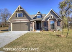 Sadie - Estates at Morrow Place: Collinsville, Oklahoma - Simmons Homes Inc.