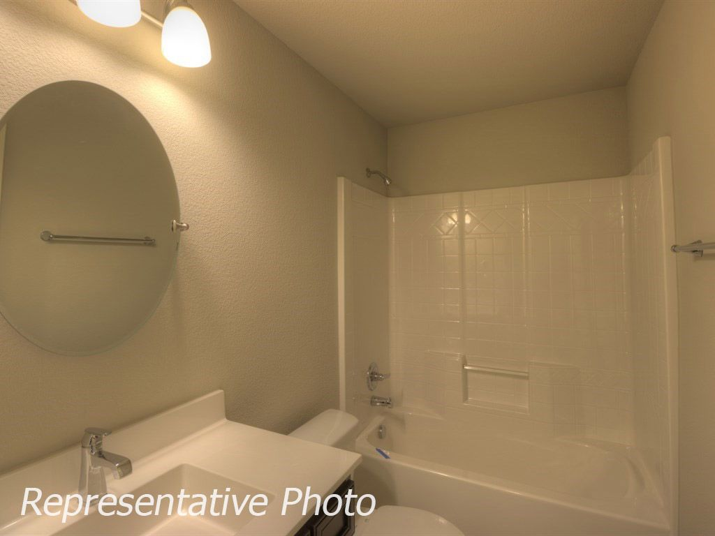 Bathroom featured in the Sadie By Simmons Homes Inc. in Tulsa, OK