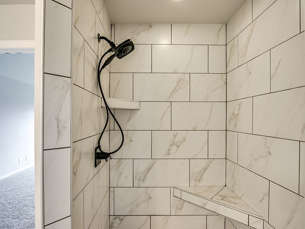 Bathroom featured in the Bryson By Simmons Homes Inc. in Tulsa, OK