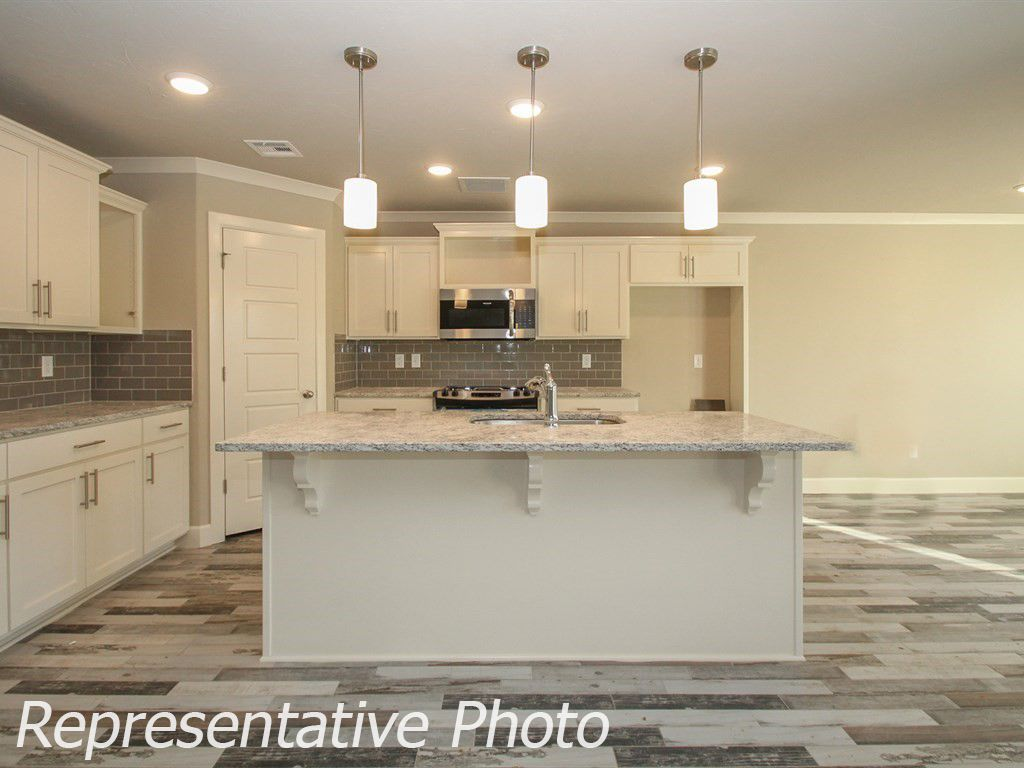 Kitchen featured in the Ernest By Simmons Homes Inc. in Tulsa, OK