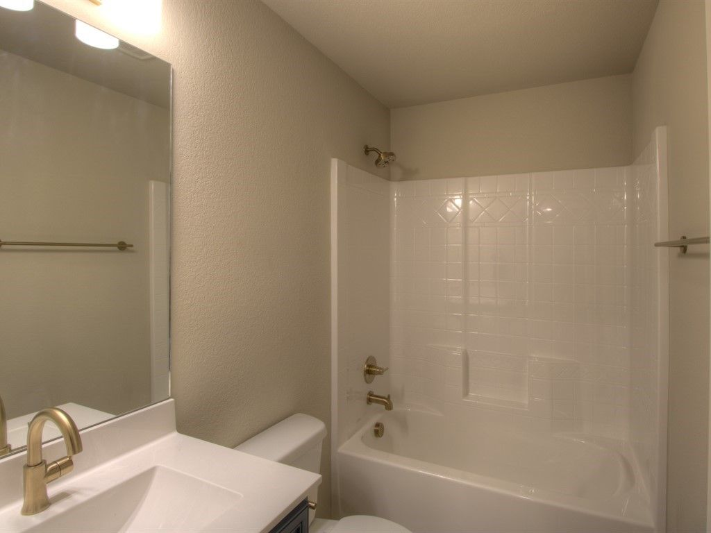 Bathroom featured in the Washita By Simmons Homes Inc. in Tulsa, OK