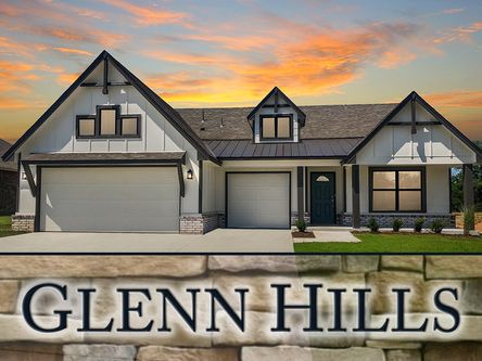 Glenn Hills by Simmons Homes Inc. in Tulsa Oklahoma