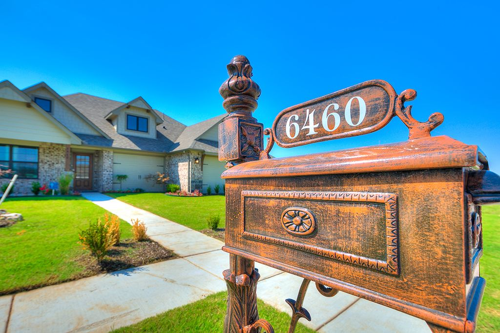 'Enclave at Addison Creek' by Simmons Homes in Tulsa