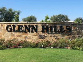 homes in Glenn Hills by Simmons Homes Inc.