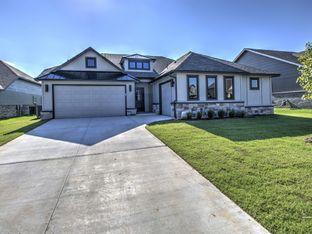 Leighton - Willow Creek Bungalows: Bixby, Oklahoma - Simmons Homes Inc.
