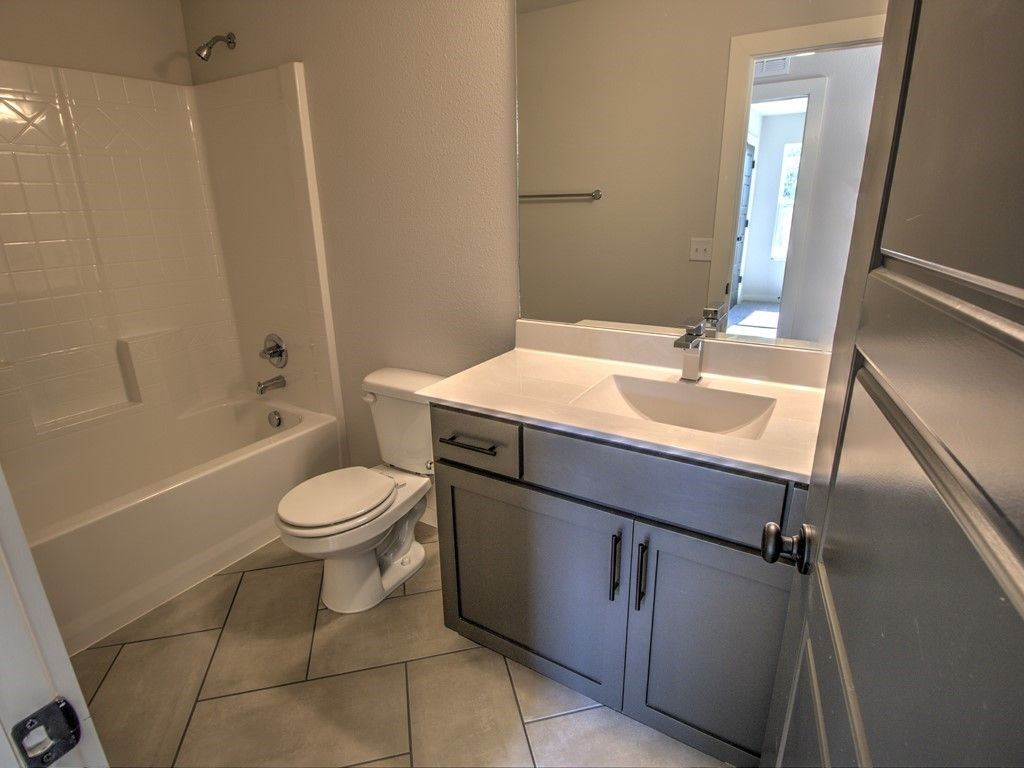 Bathroom featured in the Leighton By Simmons Homes Inc. in Tulsa, OK