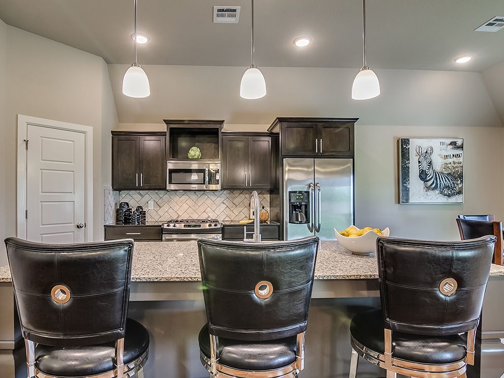 Kitchen featured in the Bailey By Simmons Homes Inc. in Tulsa, OK