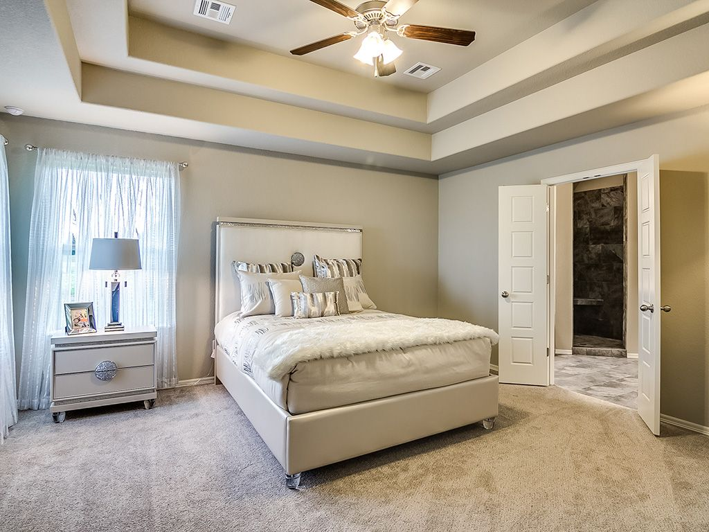 Bedroom featured in the Bailey By Simmons Homes Inc. in Tulsa, OK