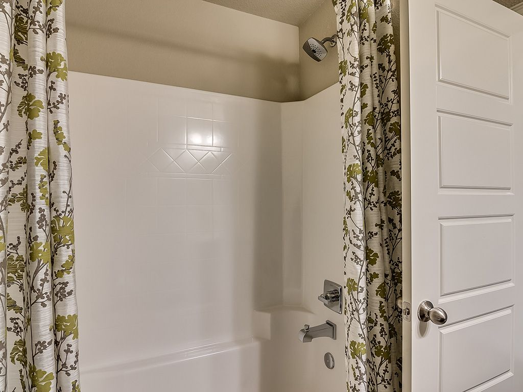 Bathroom featured in the Bailey By Simmons Homes Inc. in Tulsa, OK