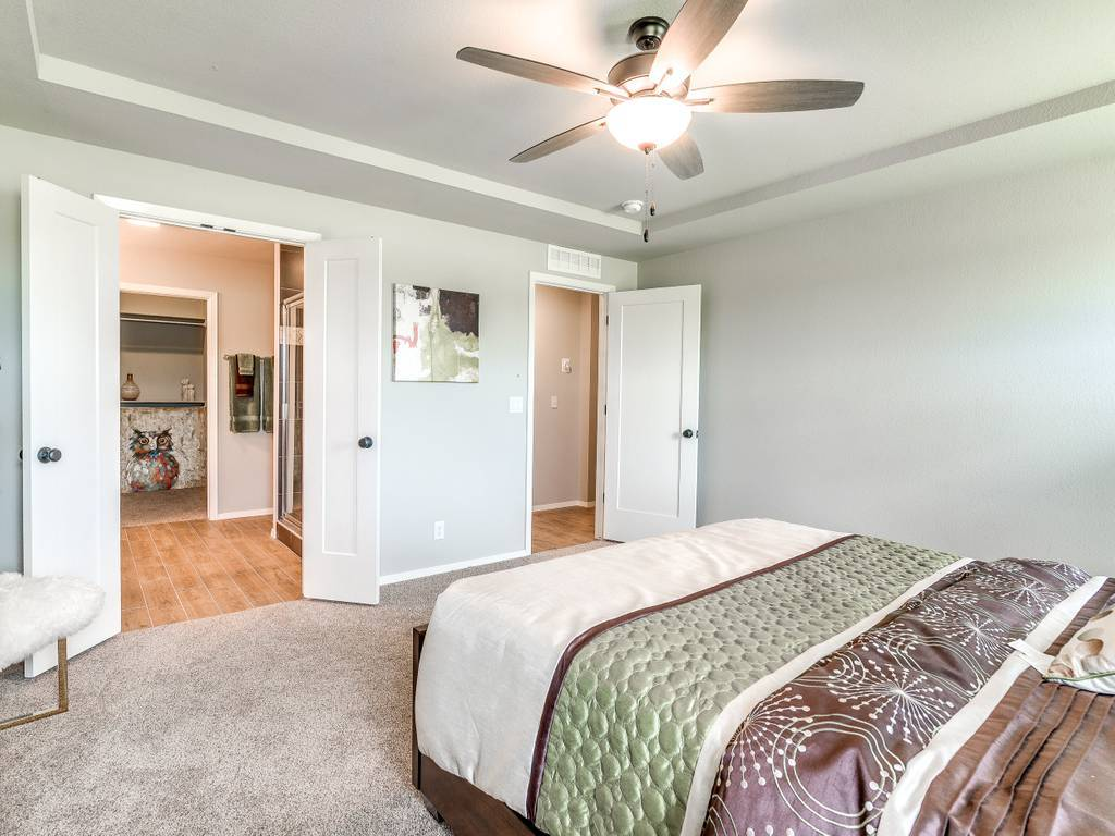 Bedroom featured in the McLemore By Simmons Homes in Tulsa, OK