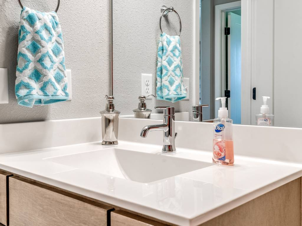 Bathroom featured in the McLemore By Simmons Homes Inc. in Tulsa, OK