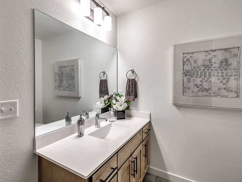 Bathroom featured in the Delaney By Simmons Homes Inc. in Tulsa, OK