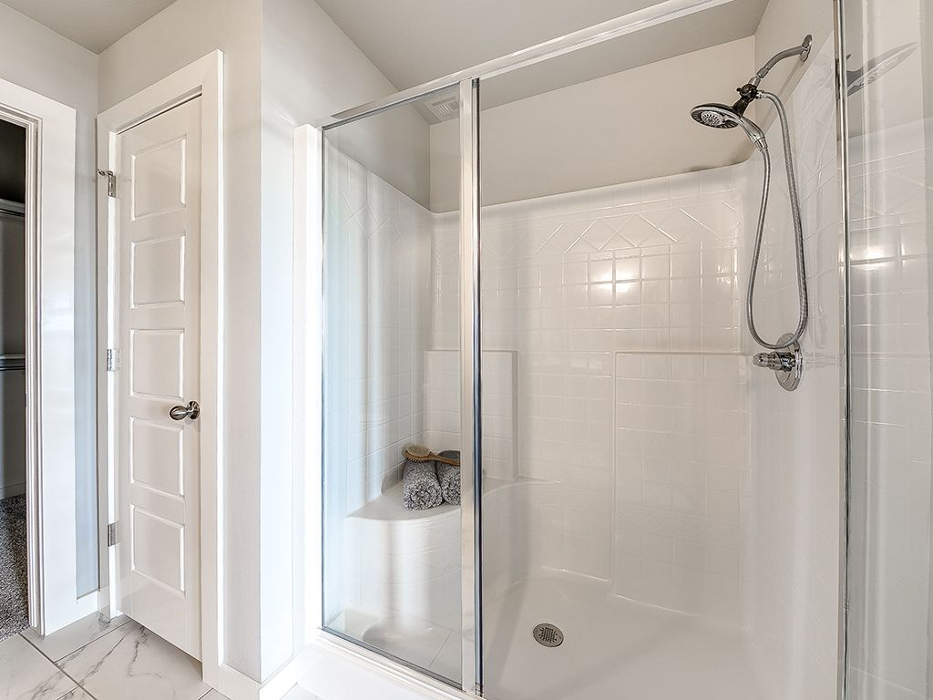 Bathroom featured in the Yorkshire By Simmons Homes Inc. in Tulsa, OK