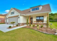 Harper - Willow Creek Bungalows: Bixby, Oklahoma - Simmons Homes Inc.
