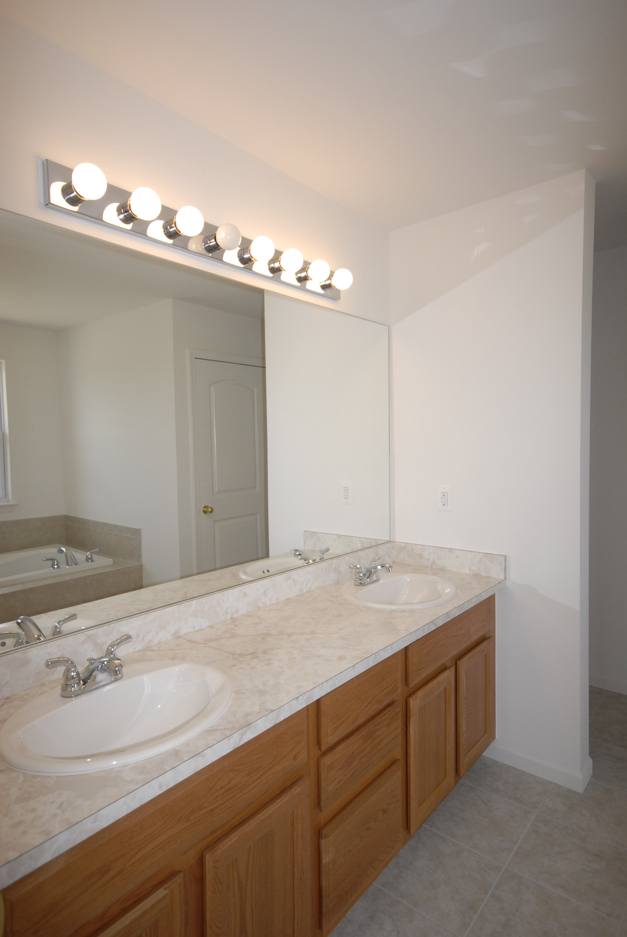 Bathroom featured in the Nantucket By Singh Homes in Detroit, MI