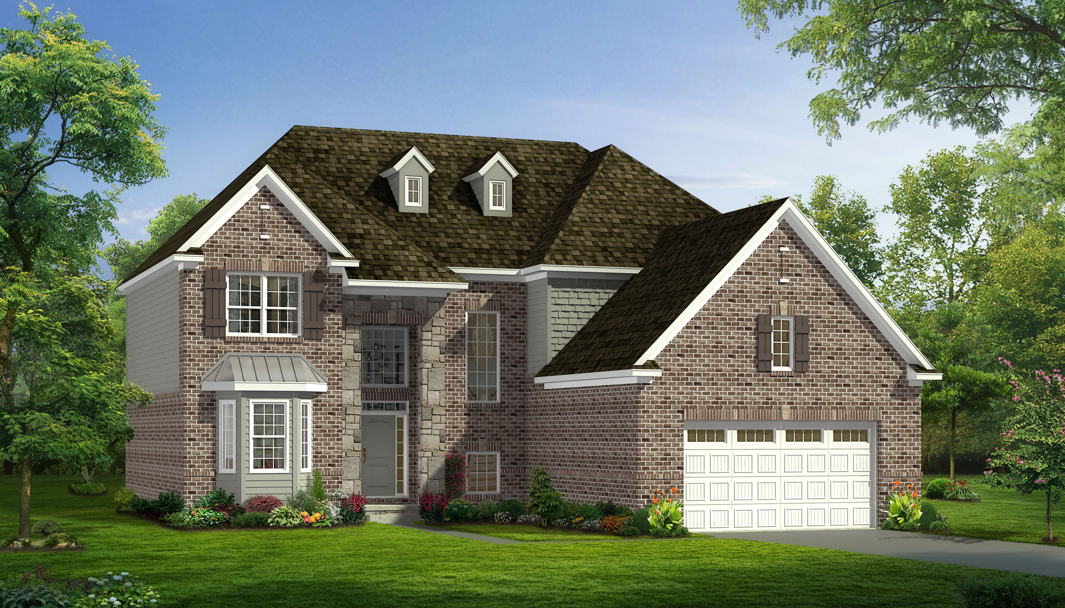 Singh Homes New Home Plans In Detroit Mi Newhomesource