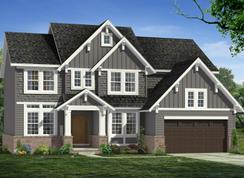 Preston - Charleston Park: South Lyon, Michigan - Singh Homes
