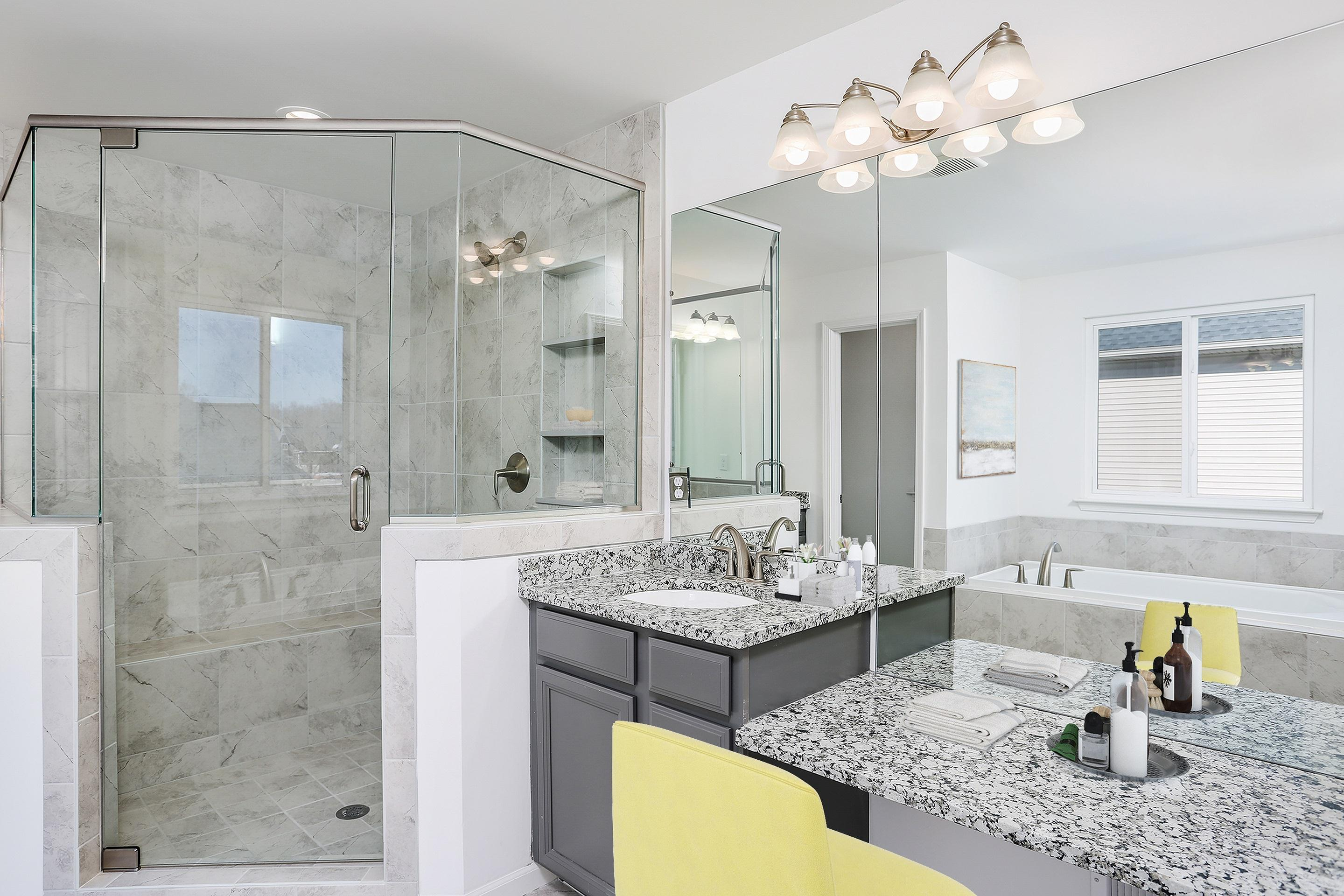Bathroom featured in the Addison By Singh Homes in Detroit, MI