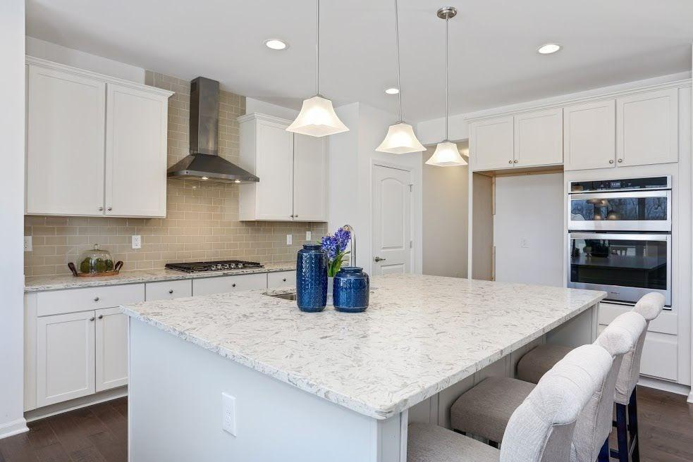Kitchen featured in the Madison By Singh Homes in Detroit, MI