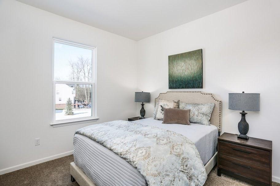 Bedroom featured in the Madison By Singh Homes in Detroit, MI