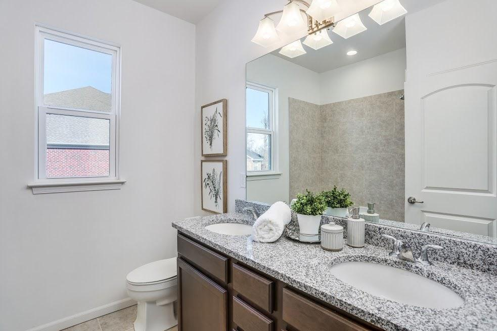 Bathroom featured in the Madison By Singh Homes in Detroit, MI