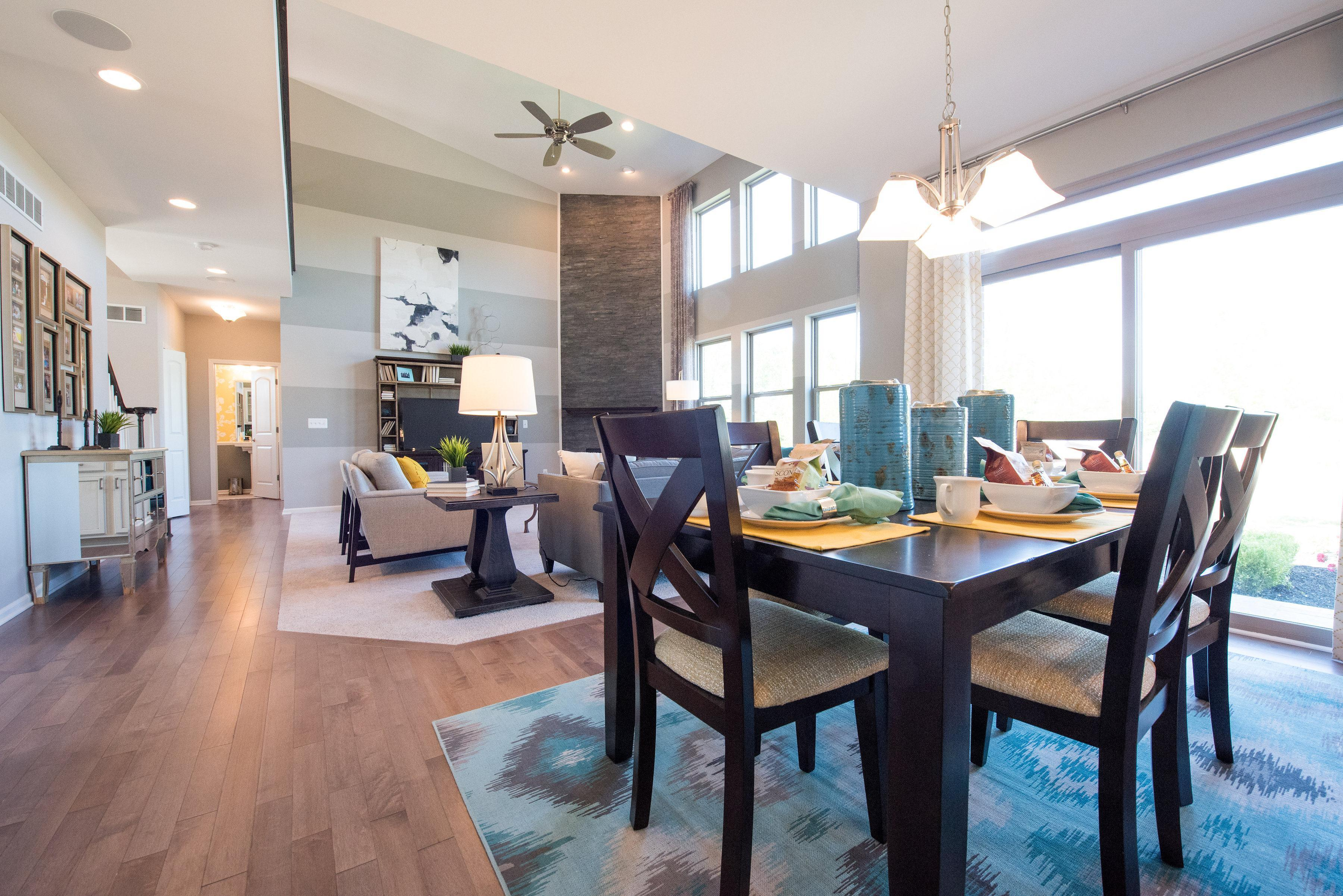 Living Area featured in the Remington By Singh Homes in Detroit, MI