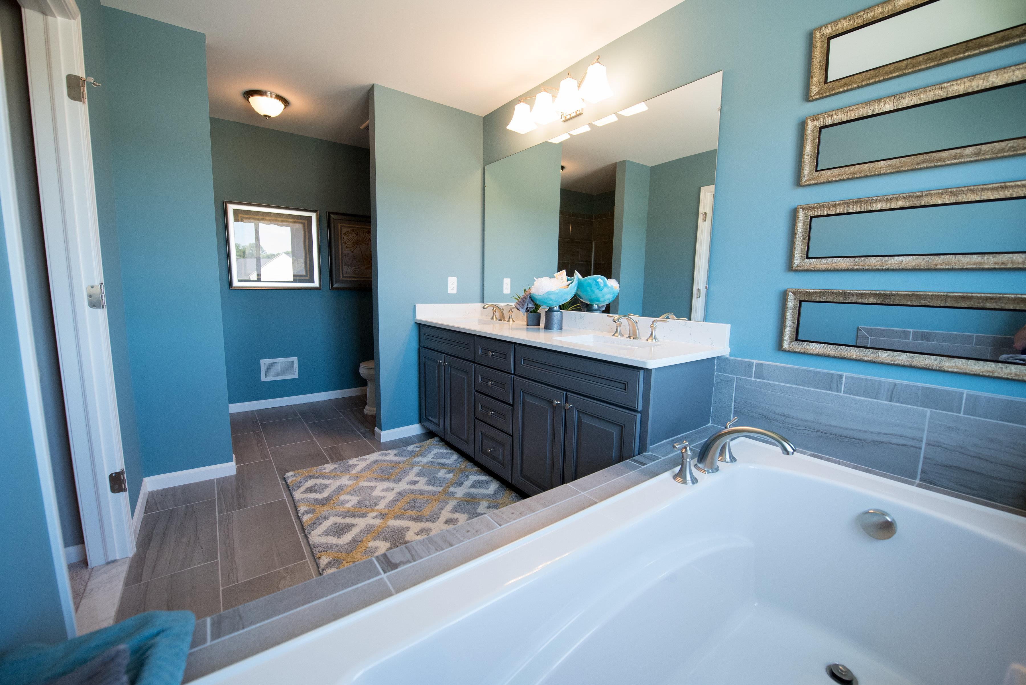 Bathroom featured in the Remington By Singh Homes in Detroit, MI