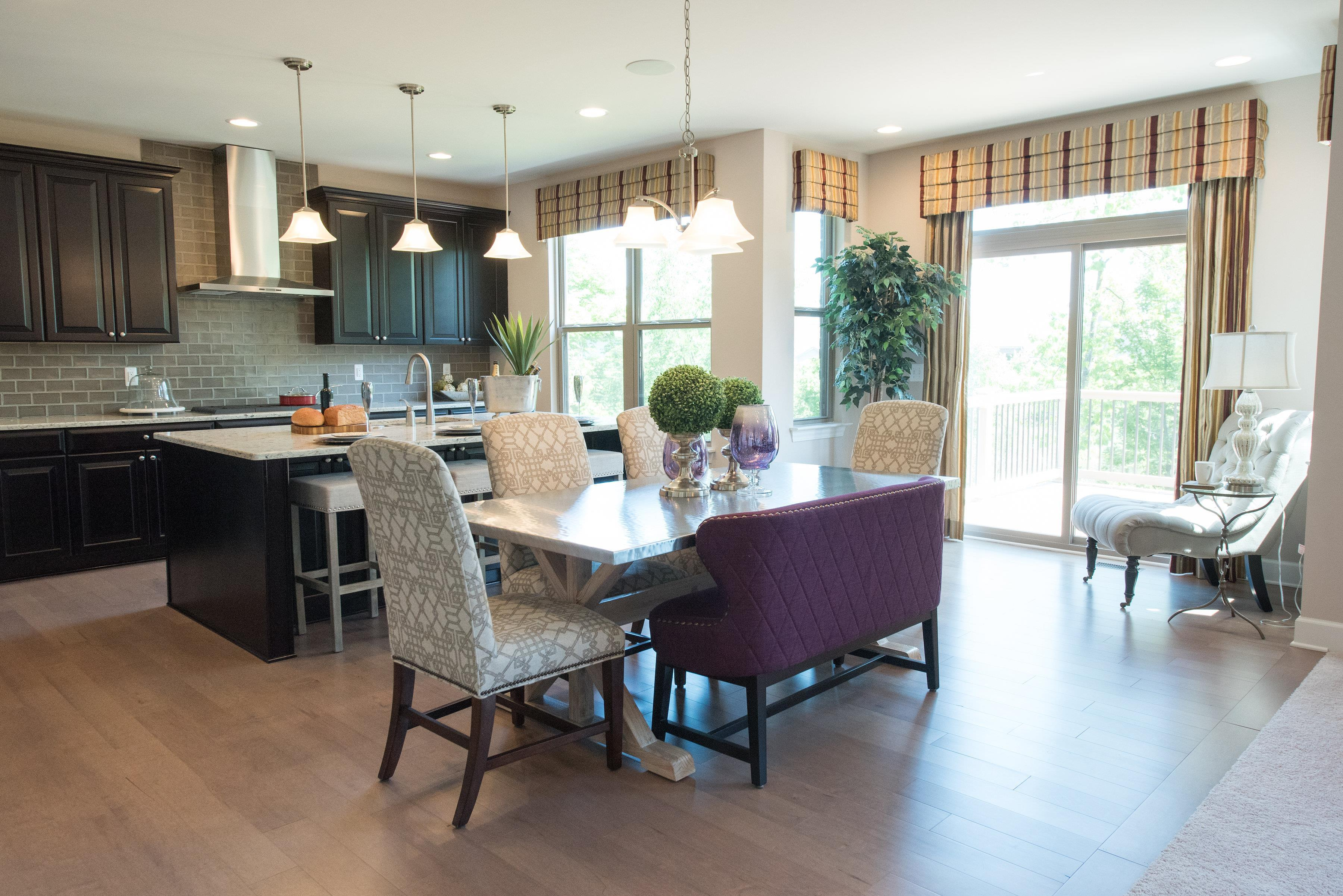 Kitchen featured in the Rockport II  By Singh Homes in Detroit, MI