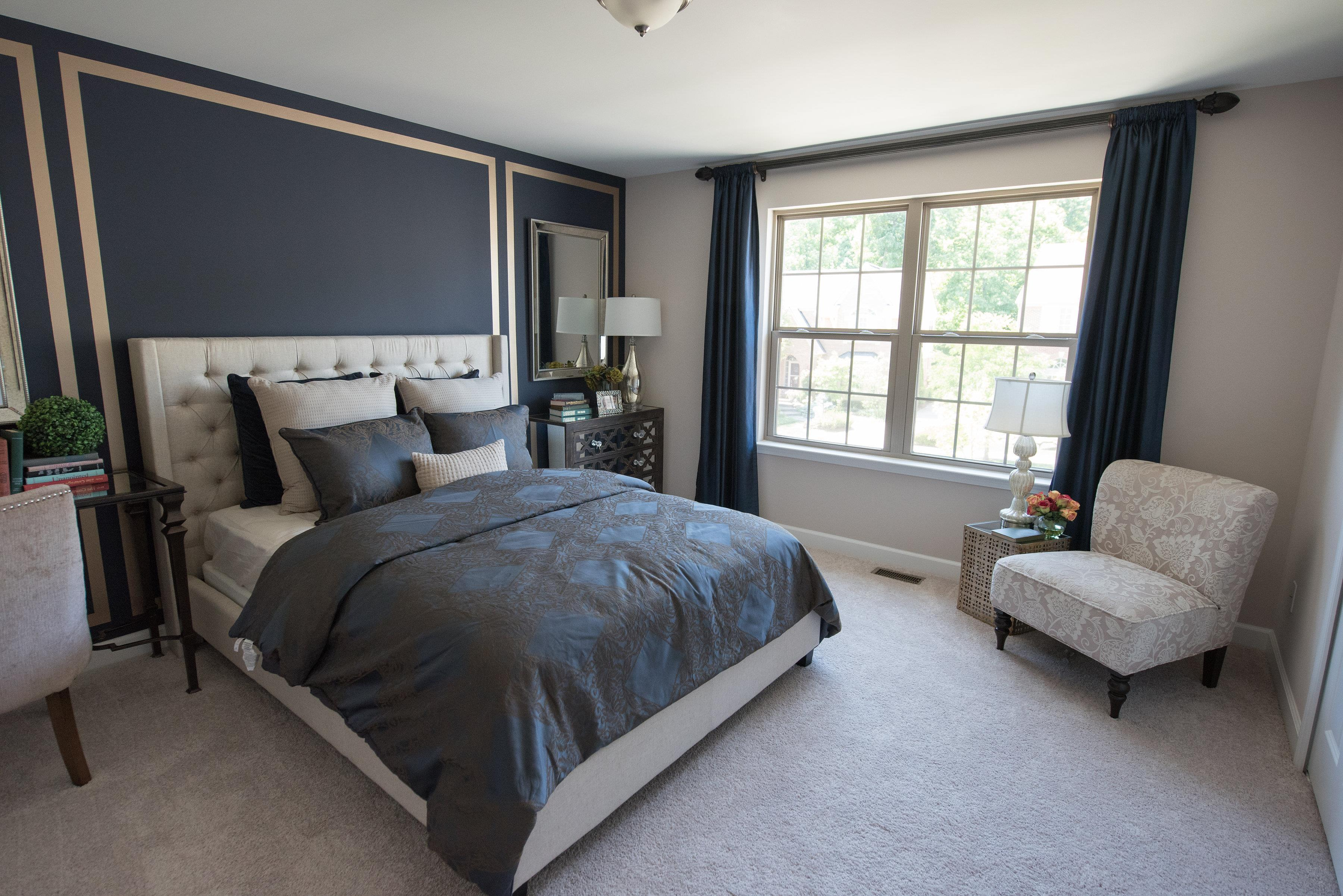 Bedroom featured in the Rockport II  By Singh Homes in Detroit, MI