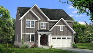 Upton - Charleston Park: South Lyon, Michigan - Singh Homes