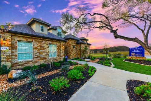 Amorosa at Cibolo Canyons by Sitterle Homes in San Antonio Texas