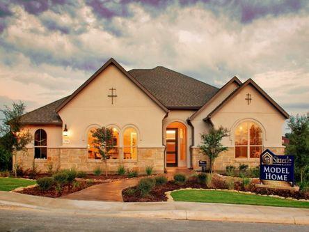 Fronterra at Westpointe by Sitterle Homes in San Antonio Texas