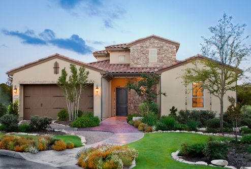 Campanas at Cibolo Canyons by Sitterle Homes in San Antonio Texas