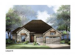 Lakeport - Fronterra at Westpointe: San Antonio, Texas - Sitterle Homes