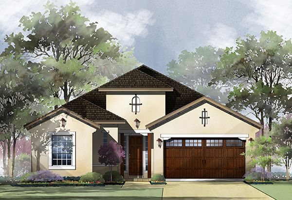 Cambridge-Design-at-Highlands at Mayfield Ranch - Garden Homes-in-Round Rock