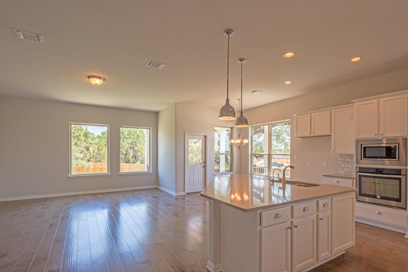 Kitchen-in-Amethyst-at-Rancho Sienna-in-Georgetown