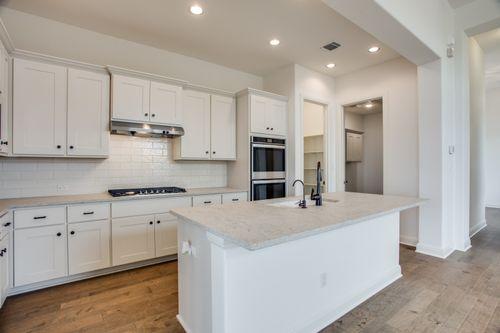 Kitchen-in-Berwyn-at-Santa Rita Ranch-in-Liberty Hill