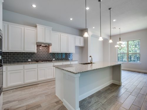Kitchen-in-Bremen-at-The Colony- Parklands-in-Bastrop