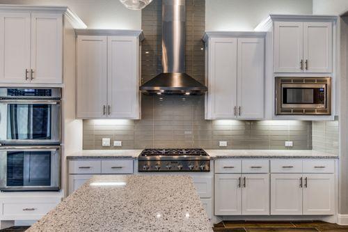 Kitchen-in-Calais-at-Serene Hills-in-Austin