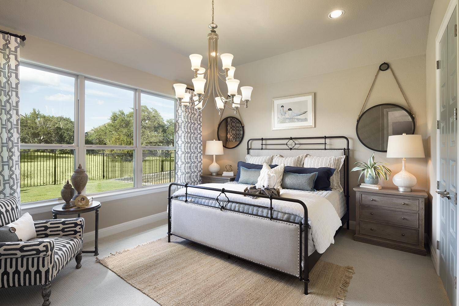 Bedroom featured in the Avondale w/ Casita By Sitterle Homes in Austin, TX