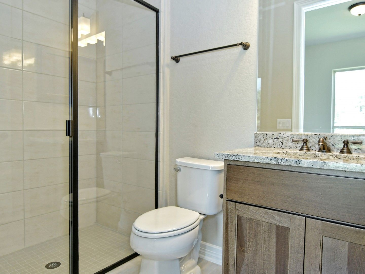 Bathroom featured in the Montava By Sitterle Homes in San Antonio, TX