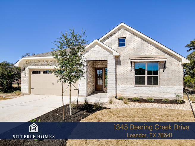 1345 Deering Creek Drive (Spicewood)