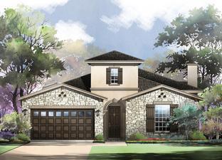 Durango - Amorosa at Cibolo Canyons: San Antonio, Texas - Sitterle Homes