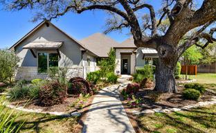 Balcones Creek Gardens by Sitterle Homes in San Antonio Texas
