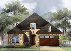 Cambridge - Balcones Creek Gardens: Boerne, Texas - Sitterle Homes