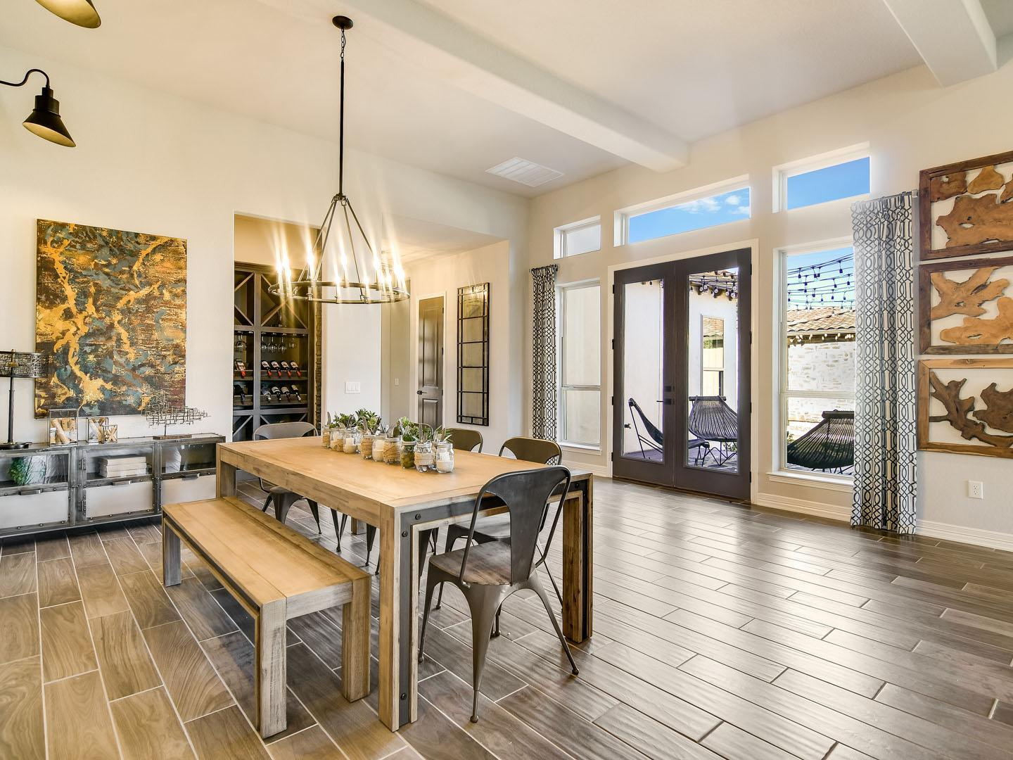 'Campanas at Cibolo Canyons' by Sitterle Homes - San Antonio in San Antonio