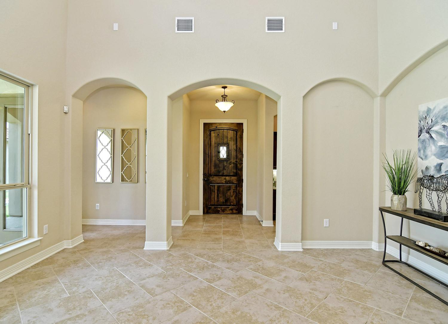 Living Area featured in the Arezzo By Sitterle Homes in San Antonio, TX