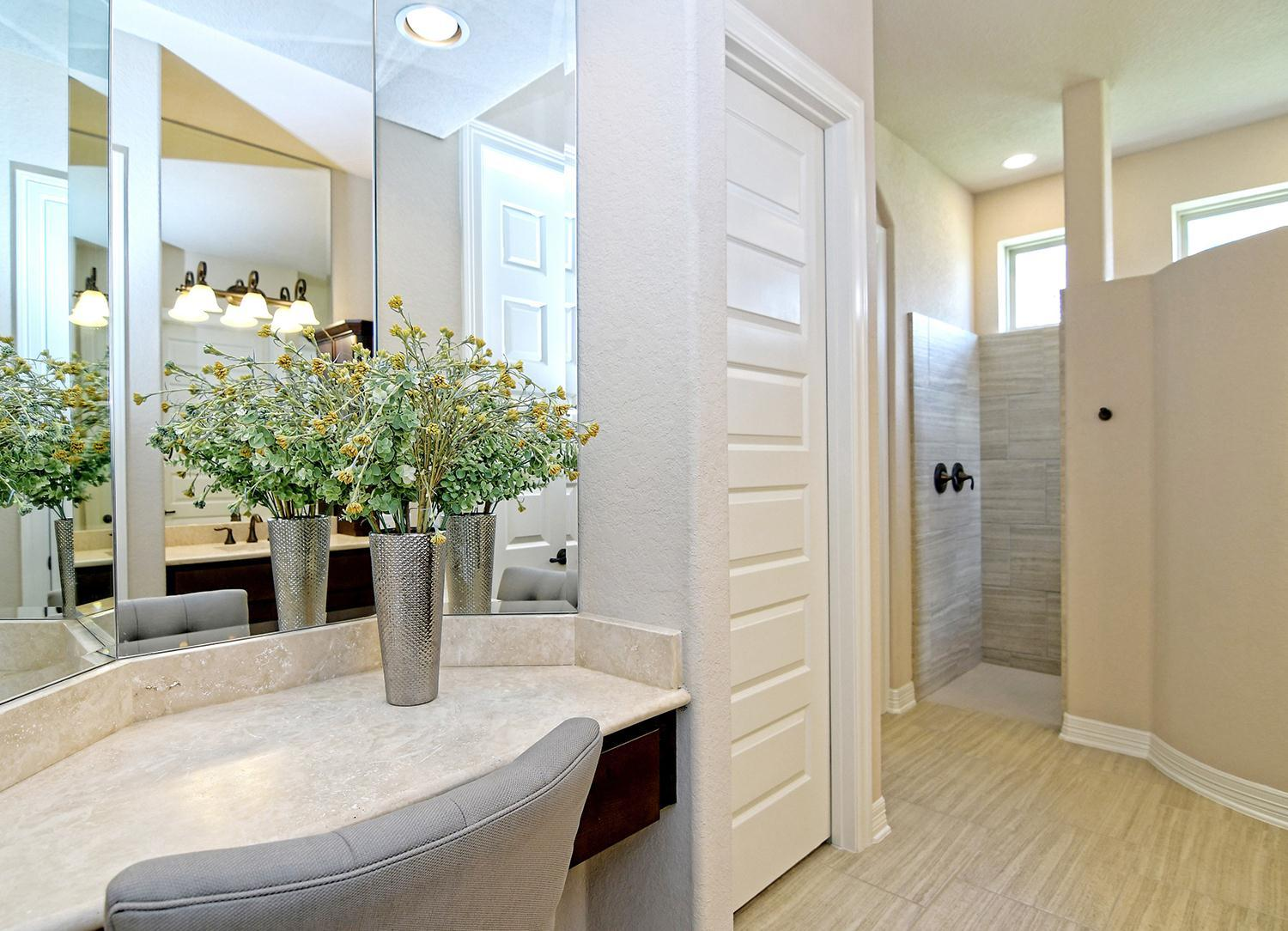 Bathroom featured in the Arezzo By Sitterle Homes in San Antonio, TX