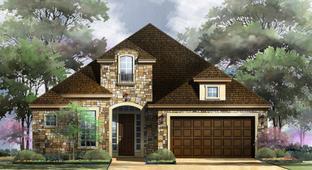 Strasbourg - Settler's Ridge at Kinder Ranch: San Antonio, Texas - Sitterle Homes