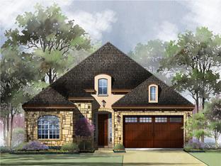 Cambridge - Settler's Ridge at Kinder Ranch: San Antonio, Texas - Sitterle Homes